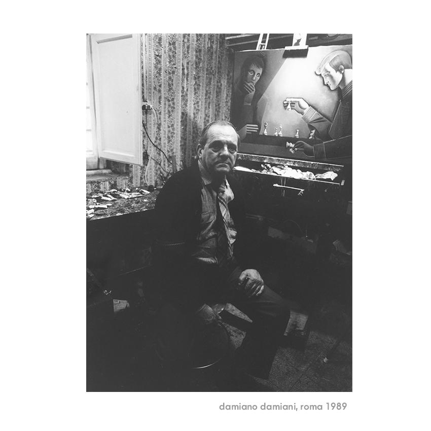 Damiano Damiani, Roma 1989